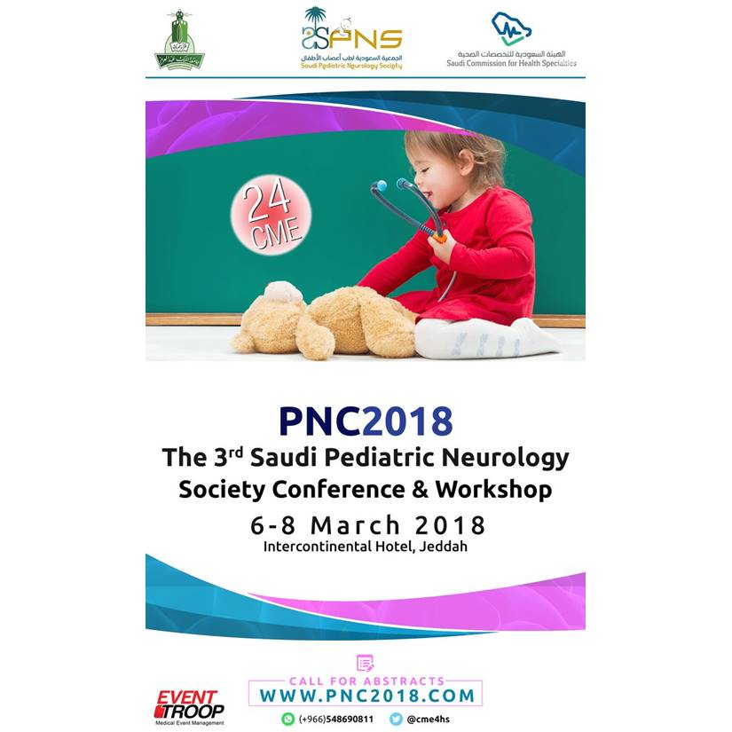 The 3rd Saudi Pediatric Neurology Society Conference and